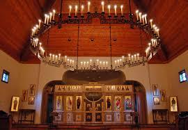 church chandeliers two new choros chandeliers u2013 orthodox arts journal