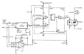 visual phone ringer light telephone ringer circuit telephone circuits next gr