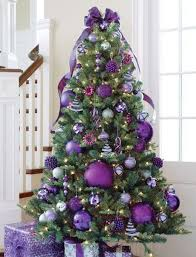 Decorated Christmas Tree Gifts 31 best diy christmas purple decor and gifts images on pinterest