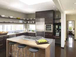 modern kitchen layout cozy ideas the most common kitchen layouts