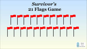 How Many Stars In The Flag Can You Solve The 21 Flags Game From Survivor Youtube