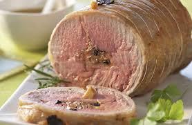 cuisiner un carré d agneau carré d agneau farci au foie gras et truffe recettes de