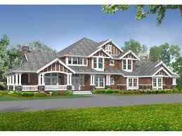 luxury craftsman style home plans rocktrail luxury rustic home plan 071s 0042 house plans and more