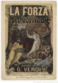 Mosaique Del Sur La Forza Del Destino Opera Di G Verdi Estampe A Lecocq