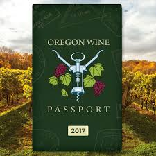 Oregon travel passport images 2016 oregon wine passport jpg