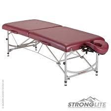 stronglite standard plus massage table versatile pro stronglite massage table vincimed