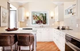 how to design small kitchen how to make small kitchens feel bigger