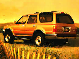 how much is a 1999 toyota 4runner worth 1996 toyota 4runner overview cars com