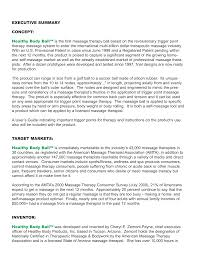 Best Resume Executive Summary by 9 Best Images Of Business Proposal Executive Summary Business