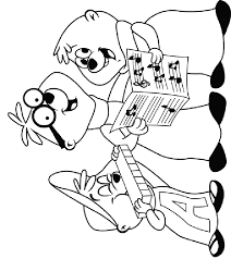 alvin chipmunks coloring pages printable kids