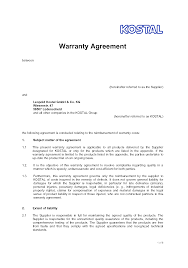 Simple Vendor Agreement Template Simple Interesting Agreement Format Sample Between Two Parties With