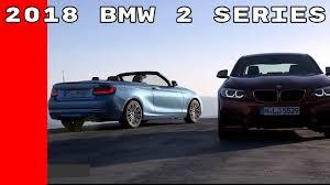 2018 bmw 2 series coupe u0026 convertible m240i 230i youtube
