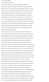 sample literary essays dr faustus essay dr faustus old man scene doctor faustus by essay on everyday use essay on everyday use doit ip everyday use everyday use alice walker