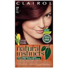 how to get cherry coke hair color clairol natural instincts malaysian cherry dark red 4rr 20r hair