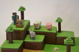 minecraft island cake boys birthday cakes celebration cakes