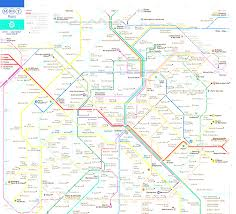 London Metro Map by Edward Tufte Forum London Underground Maps Worldwide Subway Maps
