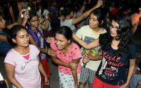 girl s why bhu is on the boil and what has brought hundreds of girls on