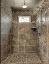 Doorless Shower For Small Bathroom Doorless Shower Designs For Small Bathrooms Home Interior Design