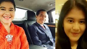 profil sosok jokowi wah kahiyang putri jokowi akan segera menikah sosok calon suaminya