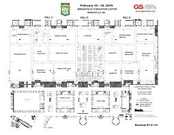 washington convention center floor plan 21 amazing minneapolis convention center map bnhspine com