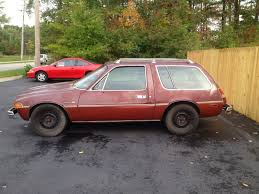 really small cars crawling from the wreckage amc pacer wagon there are some