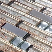 stainless steel kitchen backsplash tiles stainless steel tile glass mosaic kitchen backsplash tiles ssmt134