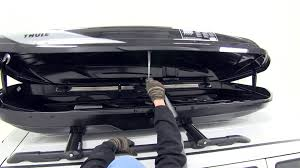 Thule 614 by Car Roof Cargo Box Thule House Roof