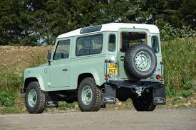 rowan atkinson u0027s land rover defender u2013 move ten manual shift