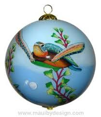 done for a special order frosted four inch glass ornament painted