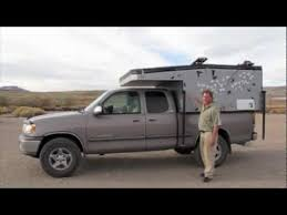 pop up cer toyota tacoma diy home built pop up four wheel cer on a toyota tundra diy