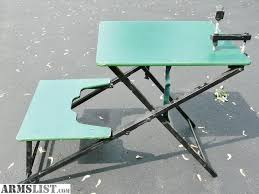 Shooting Bench Rest For Sale Armslist For Sale San Angelo Portable Shooting Bench