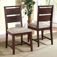 dining room chairs set of 2 monsoon pacific voyage upholstered