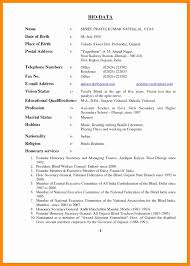 resume format word marriage resume format word file fresh biodata format for marriage