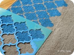 Painted Rug Stencils 934 Best Farmhouse Floors And Rugs Images On Pinterest Flooring