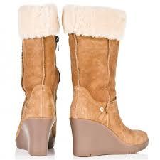 ugg wedge sandals sale uk ugg joslyn womens wedge boot designer boots from daniel