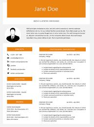 creative resume templates album on imgur