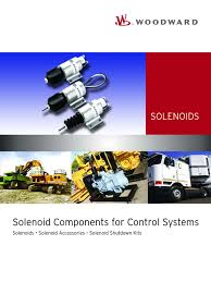 woodward stop down solenoids and troubleshooting service manual