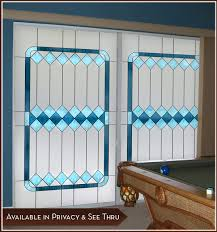 stained glass door film stained and leaded glass door panel cambridge i privacy and see