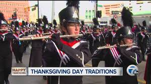 thanksgiving day traditions in detroit