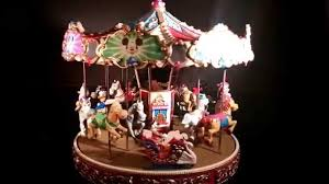 mr christmas mr christmas disney carousel