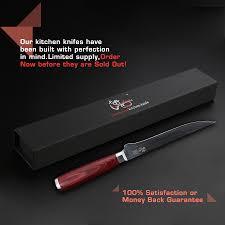 online shop haoye 5 5 inch boning knives damascus kitchen knife