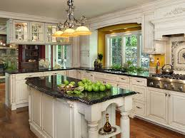 beautiful european kitchen design complete with white traditional