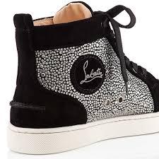 louboutin chaussure femme basket