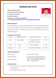 cv writting 6 write application resume pictures