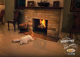 cape town fish market print advert by lowe babysitter fireplace