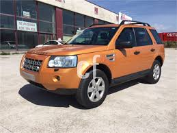 used land rover freelander cars spain