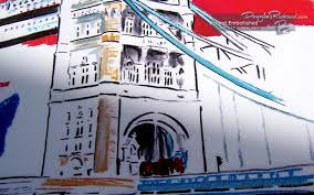 Buy Flags In London Buy Bespoke Tower Bridge London Art