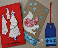 christmas cards crafts christmas lights decoration