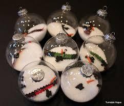 melted snowmen ornaments ichs signal