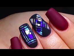 new trend in nail art 2017 very original geometric nail